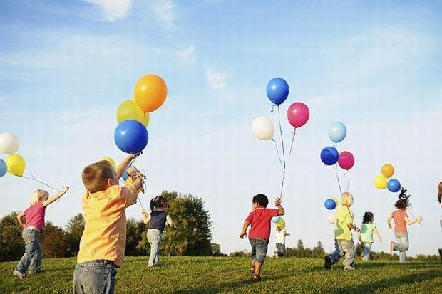 ZIUA COPILULUI în Capitală: Baloane pictate, Jocuri Olimpitice, spectacole, concerte şi ateliere de 1 Iunie