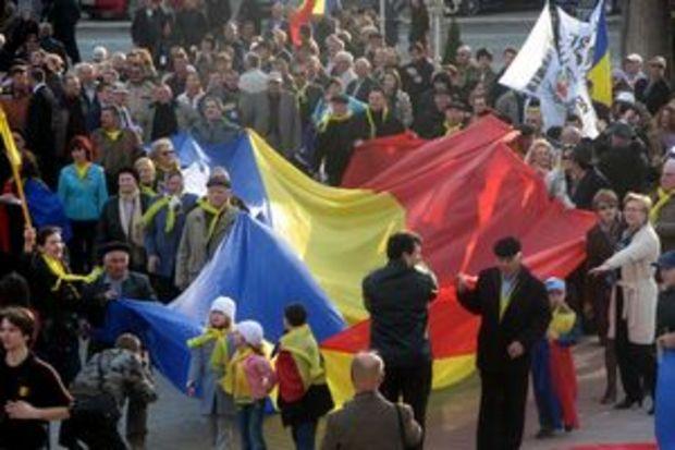 Chișinău. Ziua anexării Basarabiei la fosta URSS, marcată diferit anul acesta