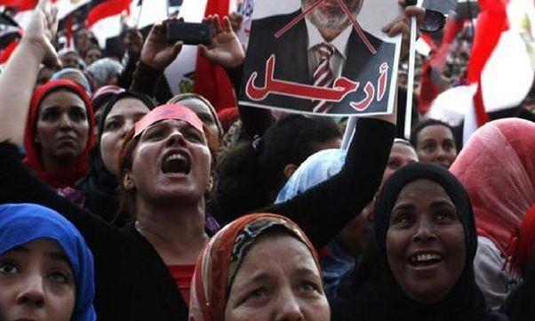 Armata egipteană a preluat puterea în numele poporului