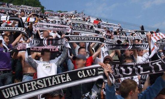 LICENŢĂ. Universitatea Cluj rămâne în Liga 1, după ce TAS a admis recursul ardelenilor
