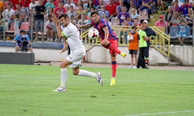 VIDEO. Steaua – CFR Cluj, scor 3-0, în etapa a 5-a din Liga I - REZUMAT