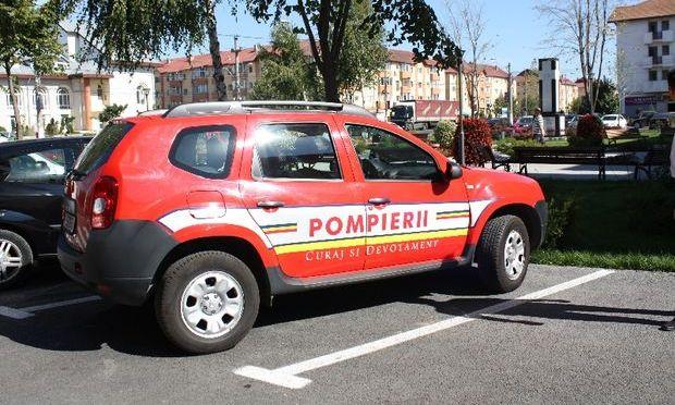 ISU Bucureşti s-a îmbogăţit cu 8 autospeciale cumpărate din fonduri europene