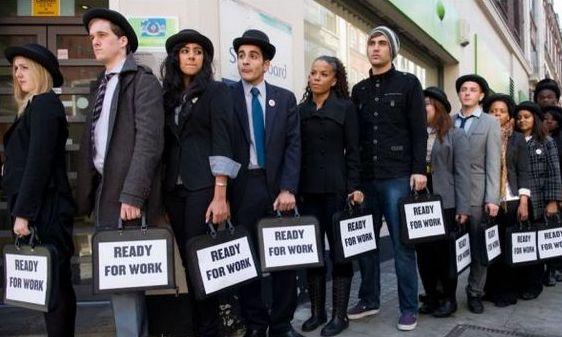 Şomajul în rândul tinerilor, principala ameninţare la adresa Europei