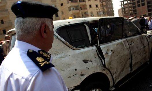 Represiunea, politica oficială promovată de Cairo împotriva teroriştilor