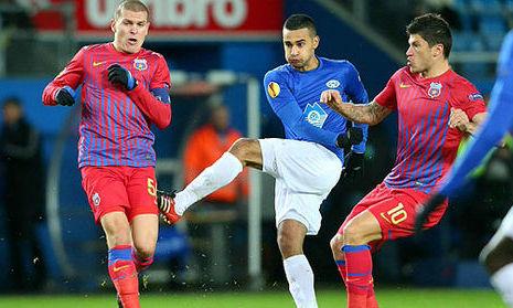 Schalke – Steaua scor 3-0, în Liga Campionilor REZUMAT VIDEO