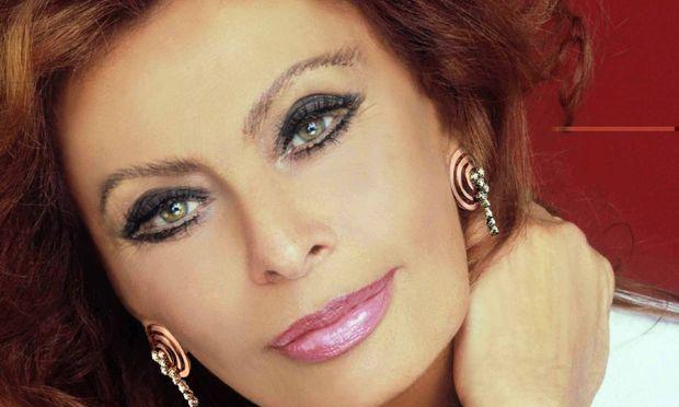 Aniversată pe 20 septembrie. La mulţi ani, Sophia Loren!
