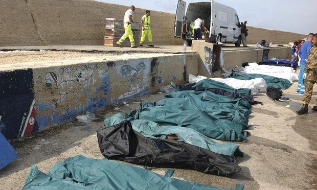 Italia, Lampedusa: 130 de imigranți au murit și 200 sunt dispăruți în urma unui naufragiu