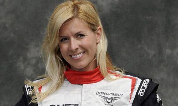 UPDATE. Formula 1: Maria de Villota, fost pilot de teste, a fost găsită moartă într-un hotel