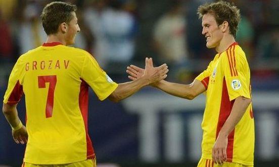 Andorra - România, scor 0-4, în preliminariile Mondialului din Brazilia