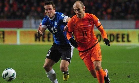 Olanda - Ungaria, scor 8-1, în preliminariile Mondialului din Brazilia