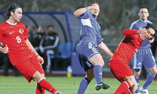 Estonia - Turcia, scor 0-2, în preliminariile Mondialului din Brazilia