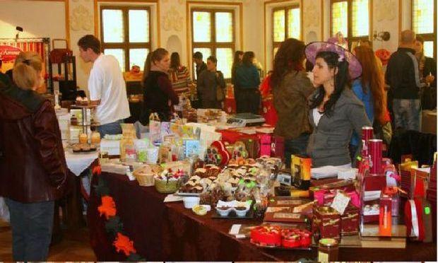 Festivalul dulciurilor, dedicat Haloween-ului, va avea loc în perioada 1-3 noiembrie la Hanul lui Manuc