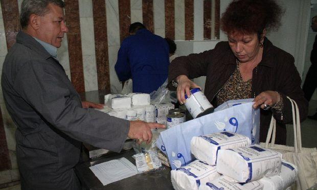 Sector 6: ajutoarele alimentare vor fi distribuite până în luna martie 2014