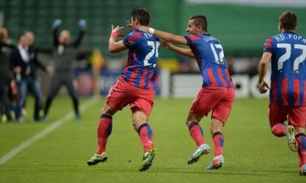 LIVE VIDEO. Steaua – Basel, în Liga Campionilor