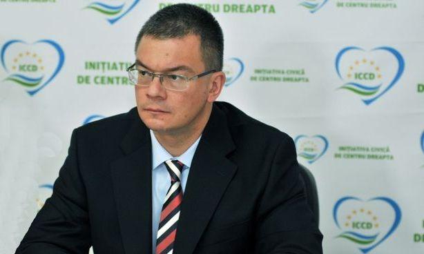 Mihai-Răzvan Ungureanu: Propun PDL, PMP, PNȚCD, IRL și PER, constituirea Blocului Unității Naționale