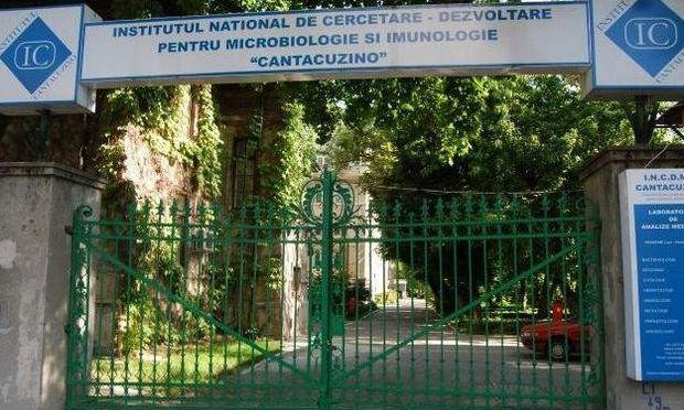 Reluarea producţiei la Institutul Cantacuzino va duce la scăderea costurilor de prevenţie