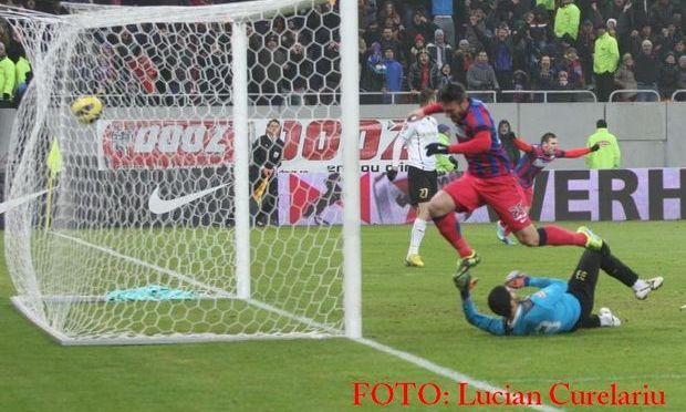 VIDEO. Steaua – Astra, scor 3-1, în turul Ligii I