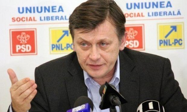Crin Antonescu: Nouă nu ne e frică de opoziţie