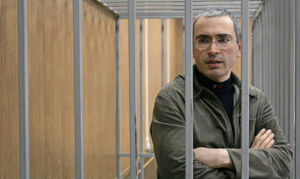 UPDATE. Fostul miliardar rus Mihail Hodorkovski a fost graţiat de Vladimir Putin