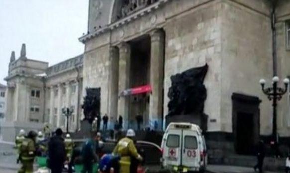 Rusia: Cel puțin 18 persoane au murit într-un atentat dintr-o gară din orașul Volgograd