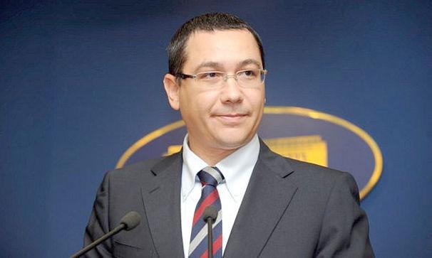 UPDATE. Victor Ponta efectuează vineri o vizită de lucru de o zi la Chişinău