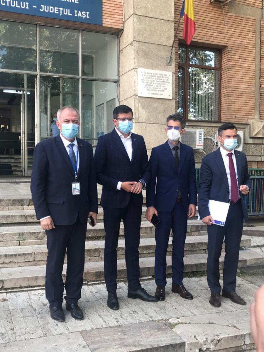 Transgaz face pași importanți pentru extinderea rețelei de gaze în județele din Moldova
