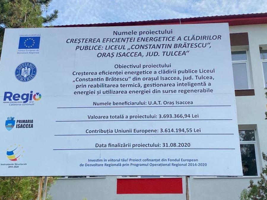 De NECREZUT: Educație în CAPELA mortuară. Cum învață elevii din Isaccea